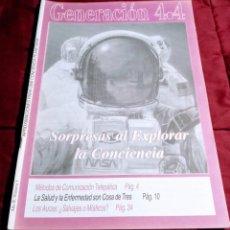 Coleccionismo de Revista Más Allá: REVISTA GENERACIÓN 4.4. Lote 213983161
