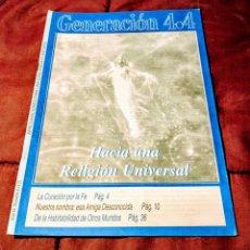 Coleccionismo de Revista Más Allá: REVISTA GENERACIÓN 4.4. Lote 213989588