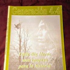 Coleccionismo de Revista Más Allá: REVISTA GENERACIÓN 4.4. Lote 213989711