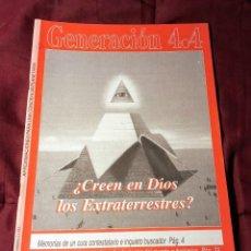 Coleccionismo de Revista Más Allá: REVISTA GENERACIÓN 4.4. Lote 213990082