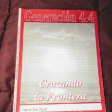 Coleccionismo de Revista Más Allá: REVISTA GENERACIÓN 4.4. Lote 214016936