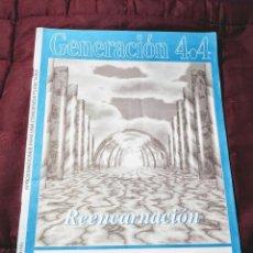 Coleccionismo de Revista Más Allá: REVISTA GENERACIÓN 4.4. Lote 214018397