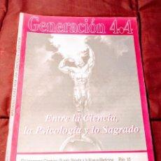 Coleccionismo de Revista Más Allá: REVISTA GENERACIÓN 4.4. Lote 214018491