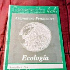 Coleccionismo de Revista Más Allá: REVISTA GENERACIÓN 4.4. Lote 214019180