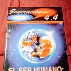 Coleccionismo de Revista Más Allá: REVISTA GENERACIÓN 4.4. Lote 214020426