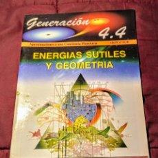 Coleccionismo de Revista Más Allá: REVISTA GENERACIÓN 4.4. Lote 214021240