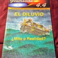 Coleccionismo de Revista Más Allá: REVISTA GENERACIÓN 4.4. Lote 214022457
