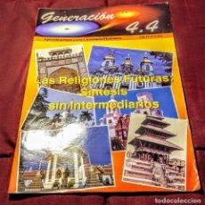Coleccionismo de Revista Más Allá: REVISTA GENERACIÓN 4.4. Lote 214022520