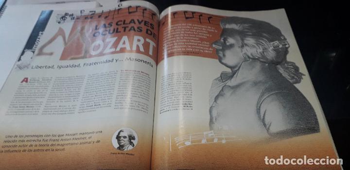Coleccionismo de Revista Más Allá: revista mas alla 207 gigantes mozart ovnis faraones creencias - Foto 3 - 218102237