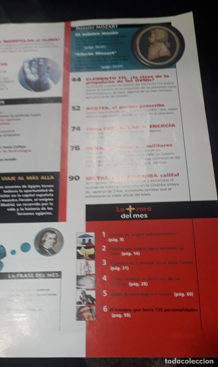 Coleccionismo de Revista Más Allá: revista mas alla 207 gigantes mozart ovnis faraones creencias - Foto 5 - 218102237