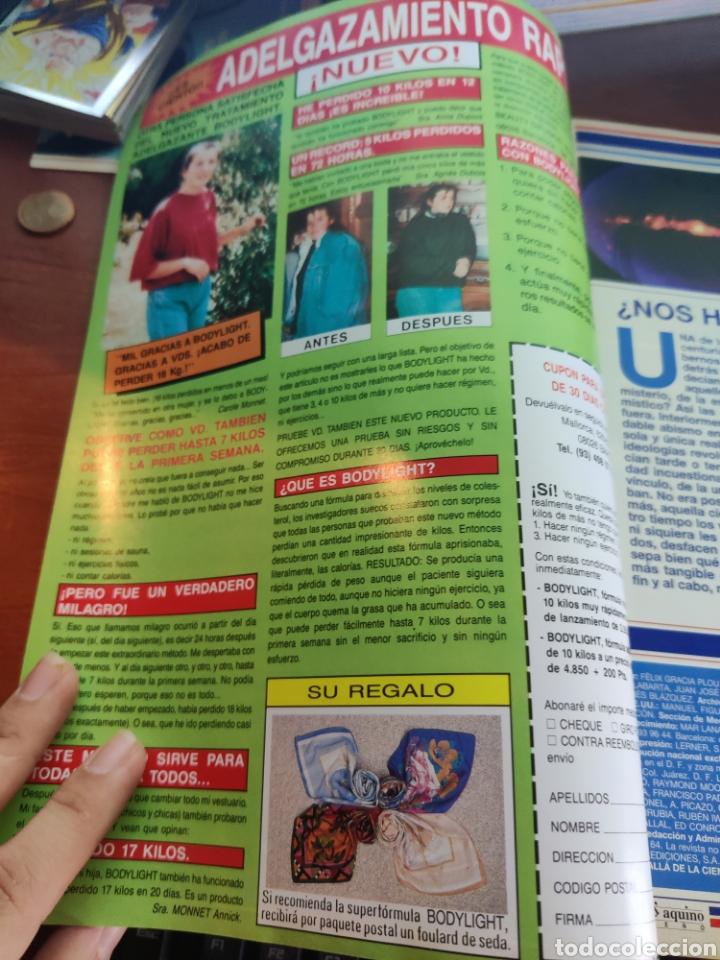 Coleccionismo de Revista Más Allá: Más alla de la ciencia número 51 mayo 1993 las sectas satánicas - Foto 2 - 218623120