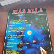 Coleccionismo de Revista Más Allá: MÁS ALLA DE LA CIENCIA NÚMERO 51 MAYO 1993 LAS SECTAS SATÁNICAS. Lote 218623120