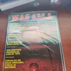 Coleccionismo de Revista Más Allá: MÁS ALLA DE LA CIENCIA NÚMERO 40 JUNIO 1992 EL SECRETO DE HITLER. Lote 218623757