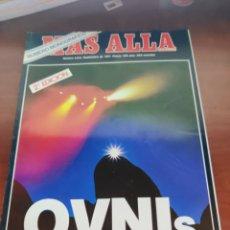Coleccionismo de Revista Más Allá: REVISTA MÁS ALLA DE LA CIENCIA NÚMERO MONOGRÁFICO OVNIS 1991. Lote 218624928