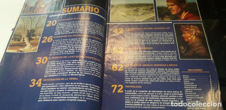 Coleccionismo de Revista Más Allá: revista nueva era mas alla 61 astronautas escorial lama dioses anahuac - Foto 2 - 218693273