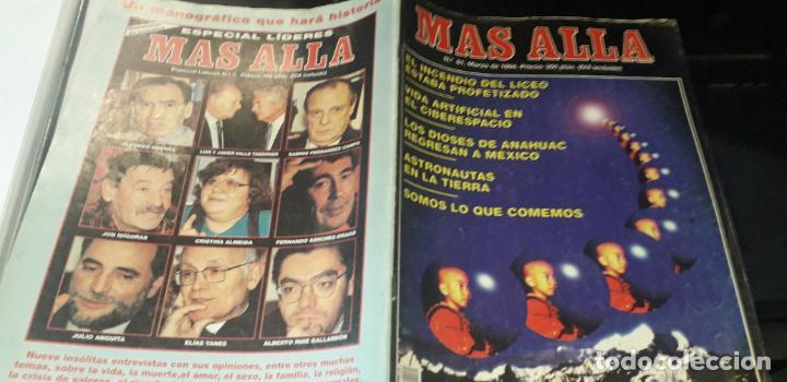 Coleccionismo de Revista Más Allá: revista nueva era mas alla 61 astronautas escorial lama dioses anahuac - Foto 4 - 218693273