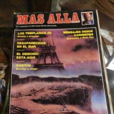 Coleccionismo de Revista Más Allá: REVISTA MAS ALLA DE LA CIENCIA N° 7 (SEPTIEMBRE 1989). Lote 219240856