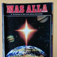 Coleccionismo de Revista Más Allá: MÁS ALLÁ DE LA CIENCIA. Nº 58. DICIEMBRE 1993. ¿EL RETORNO DE CRISTO? - DIVERSOS AUTORES. Lote 221284365
