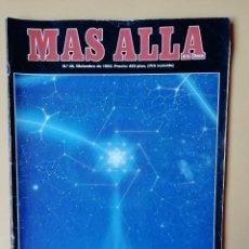 Coleccionismo de Revista Más Allá: MÁS ALLÁ DE LA CIENCIA. Nº 46. DICIEMBRE 1992. ESPECIAL NAVIDAD - DIVERSOS AUTORES. Lote 221284385