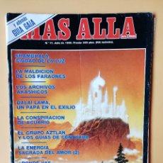 Coleccionismo de Revista Más Allá: MÁS ALLÁ DE LA CIENCIA. Nº 17. JULIO 1990. SHAMBHALA, CIUDAD DE LA LUZ - DIVERSOS AUTORES. Lote 221284430