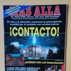 Collectionnisme de Magazine Más Allá: MÁS ALLÁ DE LA CIENCIA. Nº 90/8/1996. ¡CONTACTO! - DIVERSOS AUTORES. Lote 221284457