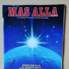 Coleccionismo de Revista Más Allá: MÁS ALLÁ DE LA CIENCIA. Nº 10. DICIEMBRE 1989. ERIK HANUSSEN, VIDENTE DE HITLER - DTOR: FERNANDO JIM. Lote 221284472