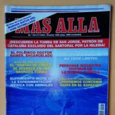 Coleccionismo de Revista Más Allá: MÁS ALLÁ DE LA CIENCIA. Nº 101/7/1997. DELFINES, TERAPEUTAS DEL MAR - DIVERSOS AUTORES. Lote 221284477