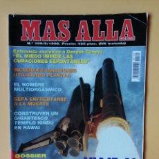 Coleccionismo de Revista Más Allá: MÁS ALLÁ DE LA CIENCIA. Nº 109/3/1998. VIAJE AL HIPERESPACIO - DIVERSOS AUTORES. Lote 221284482