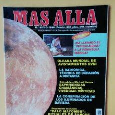 Coleccionismo de Revista Más Allá: MÁS ALLÁ DE LA CIENCIA. Nº 92/10/1996. LA CONSPIRACIÓN DE LOS ILUMINADOS DE BAVIERA - DIVERSOS AUTOR. Lote 221284485