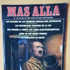Coleccionismo de Revista Más Allá: MÁS ALLÁ DE LA CIENCIA. Nº 68. OCTUBRE 1994. ADOLF HITLER, EL MAGO NEGRO - DIVERSOS AUTORES. Lote 221284490