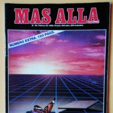 Collectionnisme de Magazine Más Allá: MÁS ALLÁ DE LA CIENCIA. Nº 36 EXTRA. FEBRERO 1992. III ANIVERSARIO - DIVERSOS AUTORES. Lote 221284491