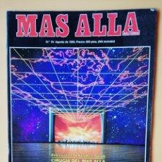 Coleccionismo de Revista Más Allá: MÁS ALLÁ DE LA CIENCIA. Nº 54. AGOSTO 1993. CIRUGÍA DEL MÁS ALLÁ - DIVERSOS AUTORES. Lote 221284511
