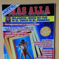 Coleccionismo de Revista Más Allá: MÁS ALLÁ DE LA CIENCIA. Nº 106/12/1997. EN BUSCA DE LA INMORTALIDAD - DIVERSOS AUTORES. Lote 221284520