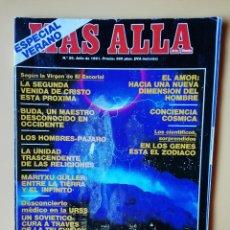 Coleccionismo de Revista Más Allá: MÁS ALLÁ DE LA CIENCIA. Nº 29 ESPECIAL VERANO. JULIO 1991. LA SEGUNDA VENIDA DE CRISTO ESTÁ PRÓXIMA. Lote 221284522