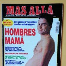 Coleccionismo de Revista Más Allá: MÁS ALLÁ DE LA CIENCIA. Nº 96/2/1997. HOMBRES MAMÁ - DIVERSOS AUTORES. Lote 221284525