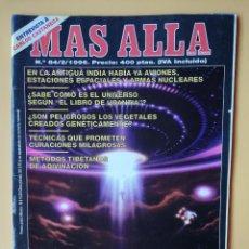 Coleccionismo de Revista Más Allá: MÁS ALLÁ DE LA CIENCIA. Nº 84/2/1996. ¿SECUESTRADOS POR EXTRATERRESTRES? - DIVERSOS AUTORES. Lote 221284527