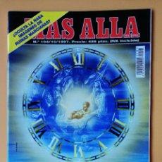Coleccionismo de Revista Más Allá: MÁS ALLÁ DE LA CIENCIA. Nº 104/10/1997. ¡JESÚS NACIÓ HACE 2.000 AÑOS! - DIVERSOS AUTORES. Lote 221284536