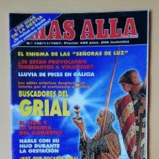 Coleccionismo de Revista Más Allá: MÁS ALLÁ DE LA CIENCIA. Nº 105/11/1997. BUSCADORES DEL GRIAL - DIVERSOS AUTORES. Lote 221284537