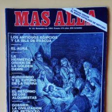 Coleccionismo de Revista Más Allá: MÁS ALLÁ DE LA CIENCIA. Nº 22. DICIEMBRE 1990. ¿NACIÓ JESÚS EN NAVIDAD? - DIVERSOS AUTORES. Lote 221284540