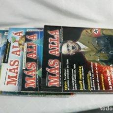 Coleccionismo de Revista Más Allá: LOTE DE CUATRO REVISTAS MAS ALLÁ. Lote 221534568