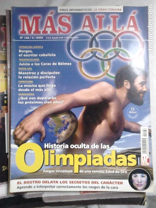Coleccionismo de Revista Más Allá: 12 ejemplares revista Más Allá de la Ciencia + 2 especiales Más Allá Lo mejor - Foto 11 - 221905483