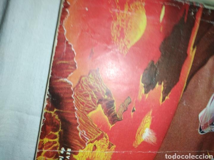 Coleccionismo de Revista Más Allá: Lote 5 Revista Más Allá. Año 1954. con faltas - Foto 4 - 223663181