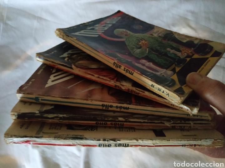 Coleccionismo de Revista Más Allá: Lote 5 Revista Más Allá. Año 1954. con faltas - Foto 5 - 223663181