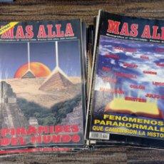 Collezionismo di Rivista Más Allá: GRAN LOTE REVISTAS MÁS ALLÁ - 42 REVISTAS. Lote 225760840