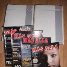 Collectionnisme de Magazine Más Allá: MAS ALLA - LOTE 28 REVISTAS DEL Nº 1 AL 24 + Nº 27, Nº 286, Nº 287, Nº 306 DISPONGO DE MAS REVISTAS. Lote 226585865