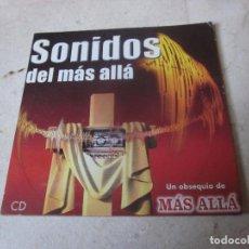 Coleccionismo de Revista Más Allá: SONIDOS DEL MAS ALLA CD - REVISTA MAS ALLA 2001. Lote 244958565