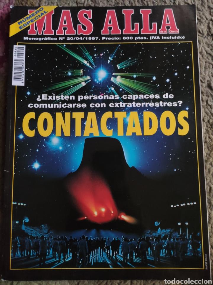MÁS ALLÁ. CONTACTADOS. MONOGRÁFICO NÚMERO ESPECIAL 1997 (Coleccionismo - Revistas y Periódicos Modernos (a partir de 1.940) - Revista Más Allá)
