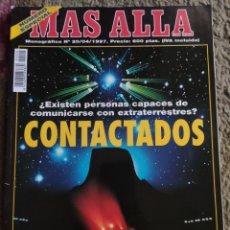 Collectionnisme de Magazine Más Allá: MÁS ALLÁ. CONTACTADOS. MONOGRÁFICO NÚMERO ESPECIAL 1997. Lote 248025460