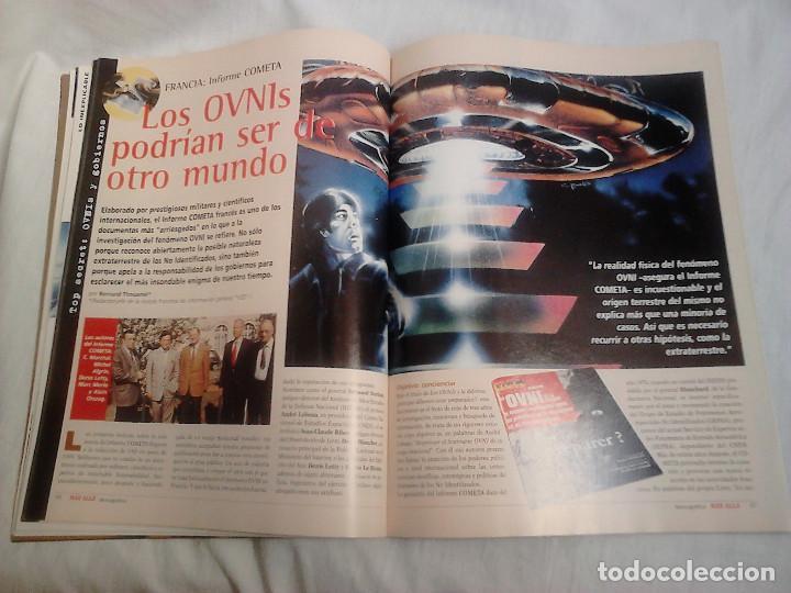 Coleccionismo de Revista Más Allá: Más Allá de la Ciencia Monográfico, n.º 35/12/2000. OVNIs: Alto secreto / UFOLOGÍA - Foto 4 - 251896475