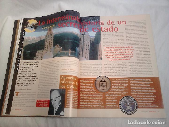 Coleccionismo de Revista Más Allá: Más Allá de la Ciencia Monográfico, n.º 35/12/2000. OVNIs: Alto secreto / UFOLOGÍA - Foto 6 - 251896475